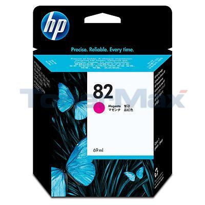 HP NO 82 INK MAGENTA 69ML